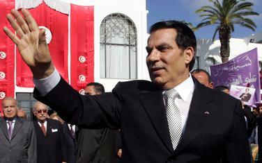 Zin el Abidin Ben Ali