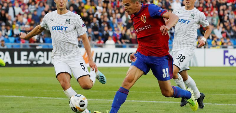 Bua je pogodio prvi ove sezone u Ligi Evrope