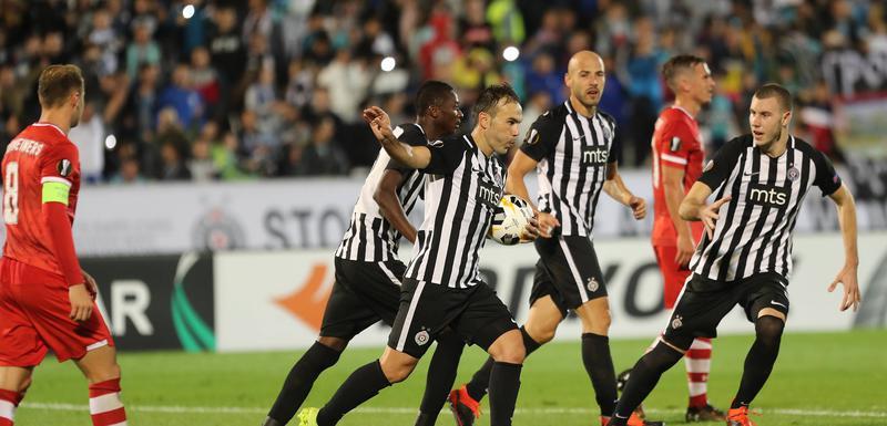 Nije mogao sam: Bibras Natho slavi prvi od svoja dva gola
