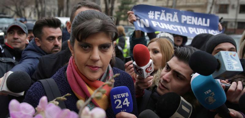 Vlada u Bukureštu se stalno protivila njenoj kandidaturi