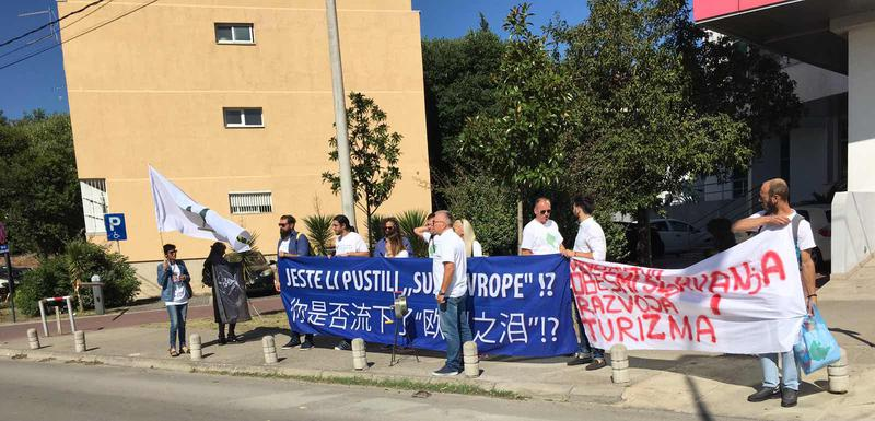 Svegrađanski protest za spas ekološke Crne Gore