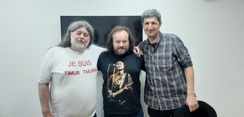 Teofil Pančić i Timur Tmurni