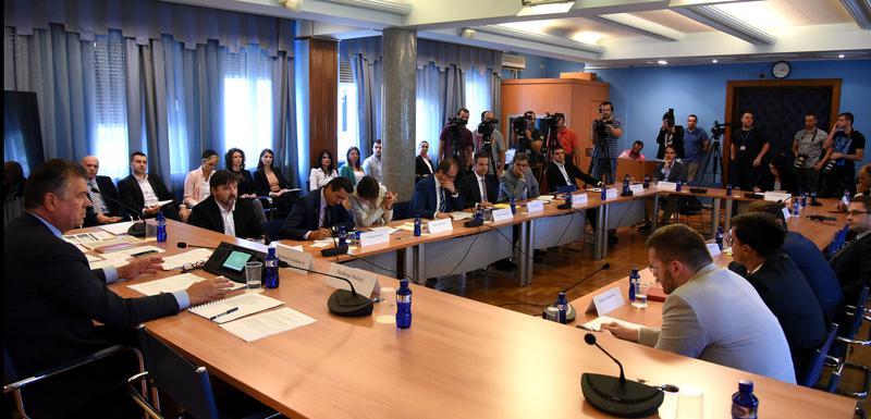 Je li položaj partija bitniji od dobrih izbora: Sa sjednice Odbora