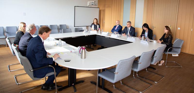 Sa jednog od sastanaka u Luksemburgu