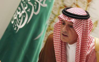 Saudijski šef diplomatije Adel Džubeir