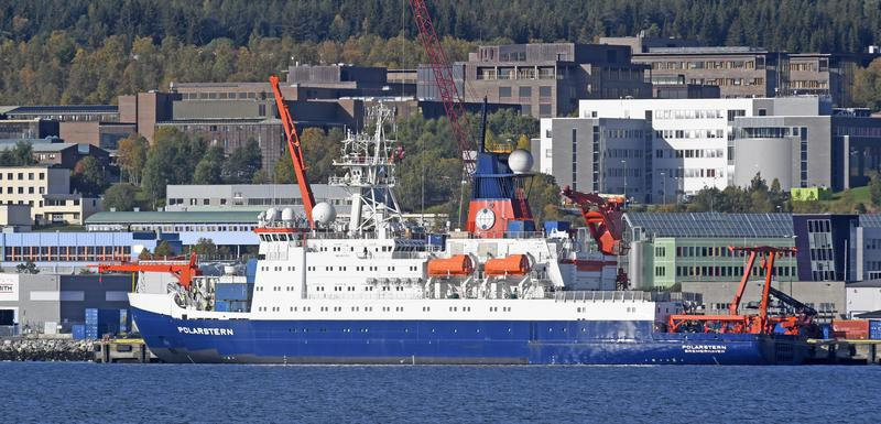Njemački brod Polarstern