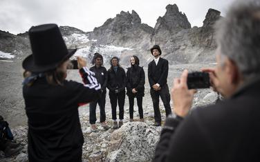 Aktivisti u Švajcarskoj