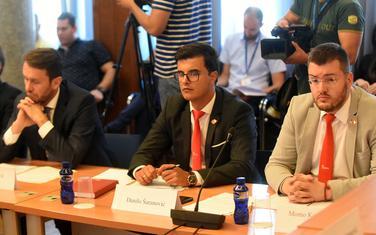 Radne grupe zasjedale bez opozicije: Sa sjednice Odbora