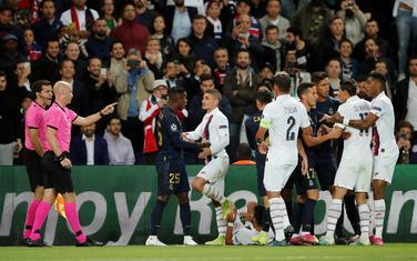 Sa utakmice PSG - Real Madrid