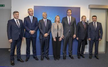 Balkanci traže alternativu jer ne žele reforme: Mogerinijeva sa regionalnim liderima