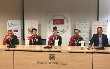 Sa današnje konferencije za novinare Paraolimpijskog komiteta