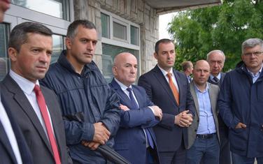 Nurković u radnoj posjeti
