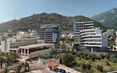 Predlog novog izgleda hotela