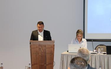 Dragan Bokan na današnjoj Skupštini