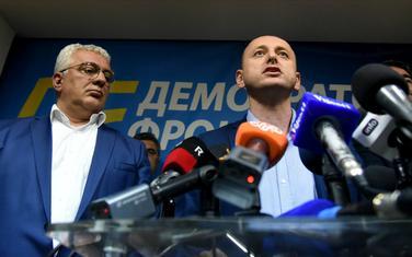 Andrija Mandić i Milan Knežević