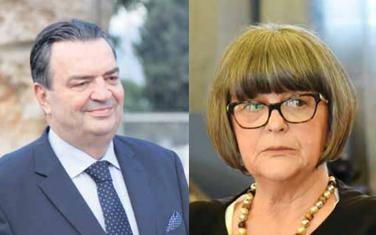 Duško Knežević i Ranka Čarapić