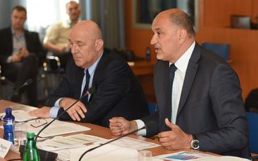Nemaju dio dokumentacije o naplati doprinosa: Darko Radunović i Miomir M.Mugoša