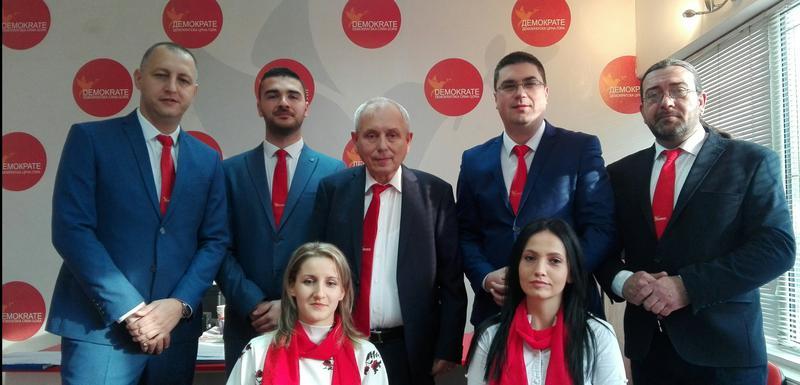 Klub odbornika Demokrata u SO Pljevlja