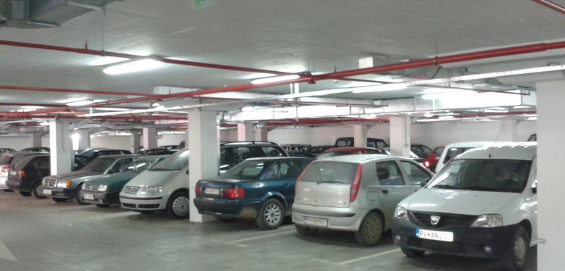 Podzemna garaža u Pljevljima