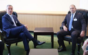 Đukanović i Radev
