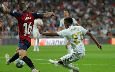 Rodrigo postiže drugi gol za Real