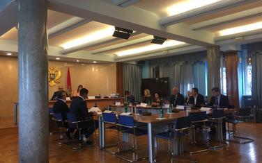 Sa sjednice Administrativnog odbora