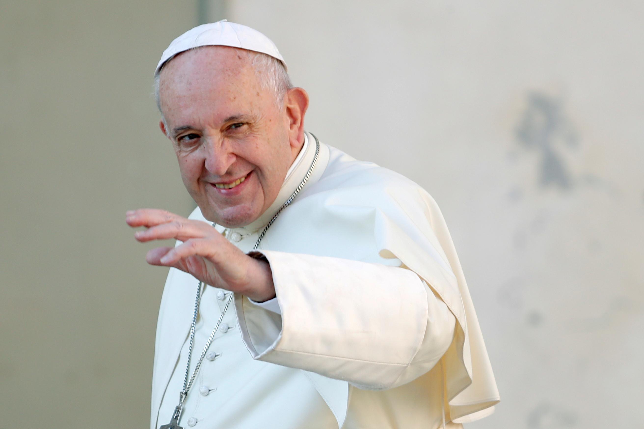 Među kandidatima i papa Franjo