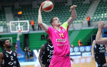 Marko Simonović na večerašnjoj utakmici