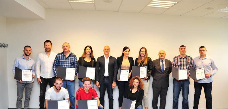 Dobitnici diploma