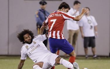 Nadolazeća zvijezda protiv legende Reala: Žoao Feliks u duelu sa Marselom