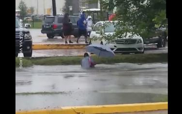 Neprijatno iznenađenje na parkingu