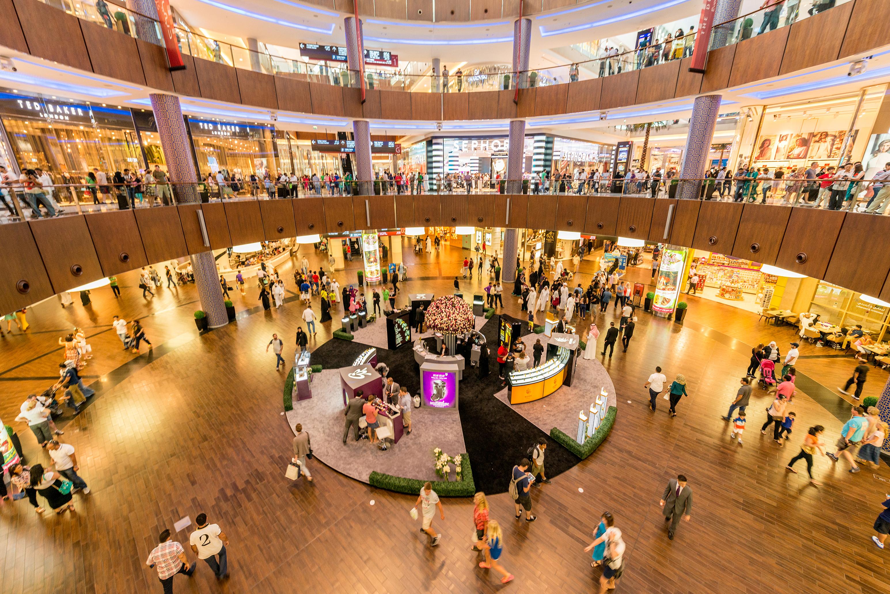 Dubai je centar trgovine na Bliskom istoku (foto: Shutterstock)