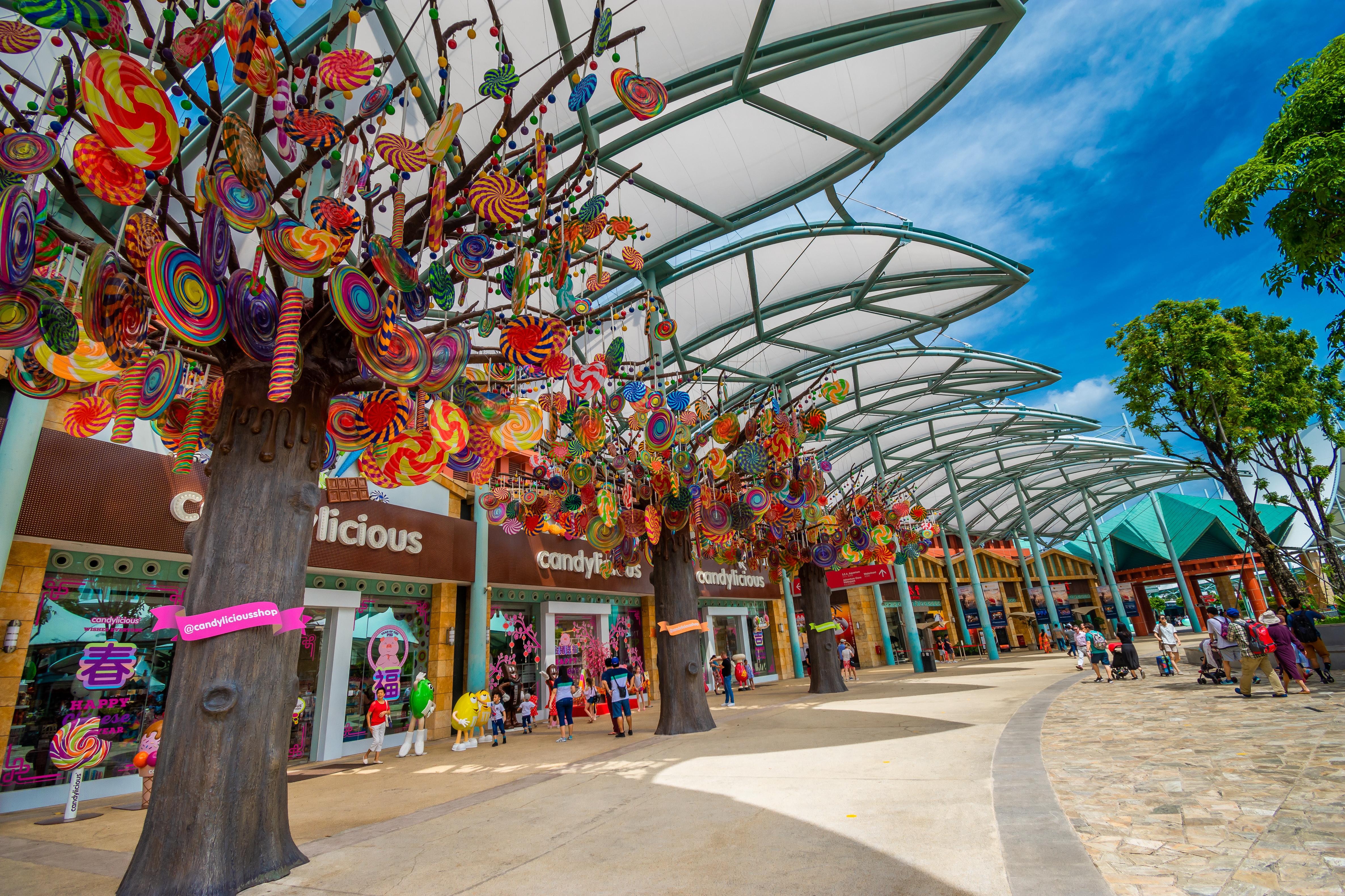 U Singapuru izgledom radnji mame šopingoholičare (foto: Shutterstock)