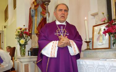 Kotorski biskup Ilija Janjić