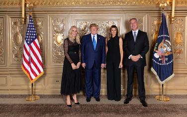 Đukanovići sa porodicom Tramp u Njujorku