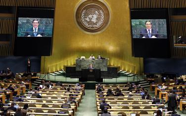 Govor Rodrigesa Parilje na zasijedanju Generalne skupštine UN