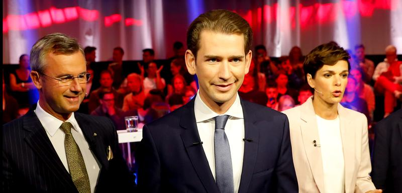 Hofer, Kurc i Rendi-Vagner uoči TV debate