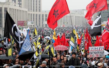 Moskva protesti