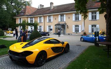 Obiangova kolekcija automobila procjenjuje se na 17 miliona eura