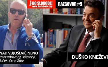 Nenad Vujošević i Duško Knežević