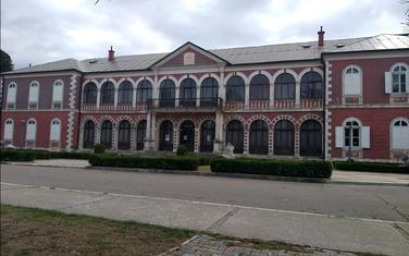 Izgrađen 1900. godine, renoviran 1984.: Dvorac kralja Nikole