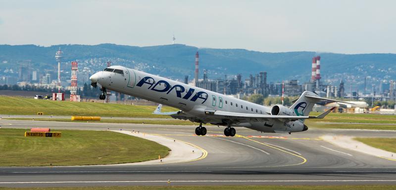 Avion kompanije Adria Airways