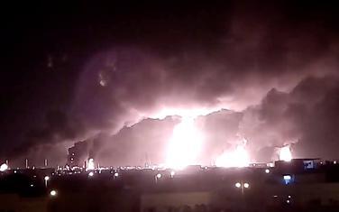Napad na saudijska naftna postrojenja