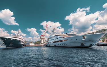 Veliko interesovanje za vezove: Porto Montenegro