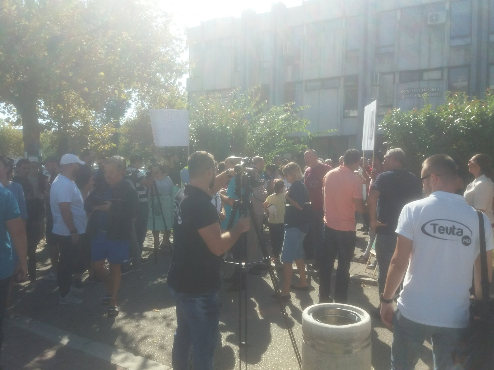 protest Ulcinj