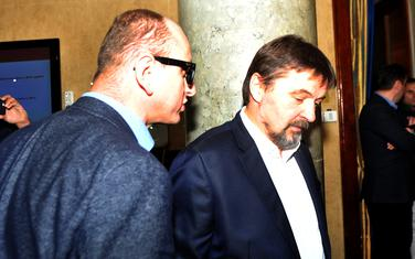 Milan Knežević, Miodrag Vuković