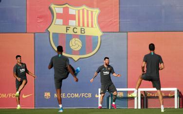 Mesi nikada nije pogodio protiv Intera: Sa treninga Barselone