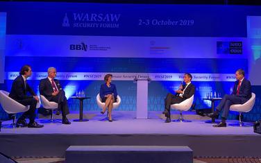 Sa Foruma u Varšavi