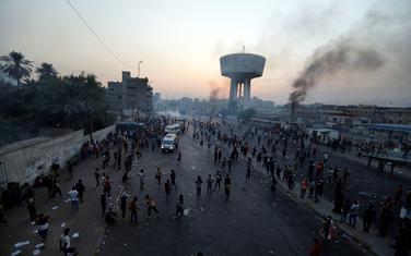 Danas u Bagdadu