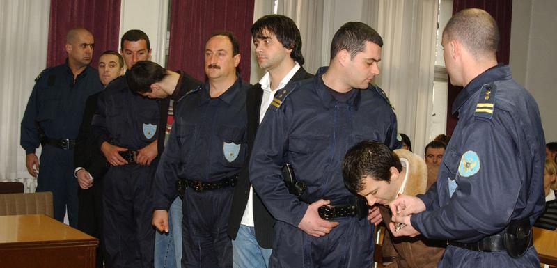 Počeci suđenja za ubistvo Šćekića (arhiva)